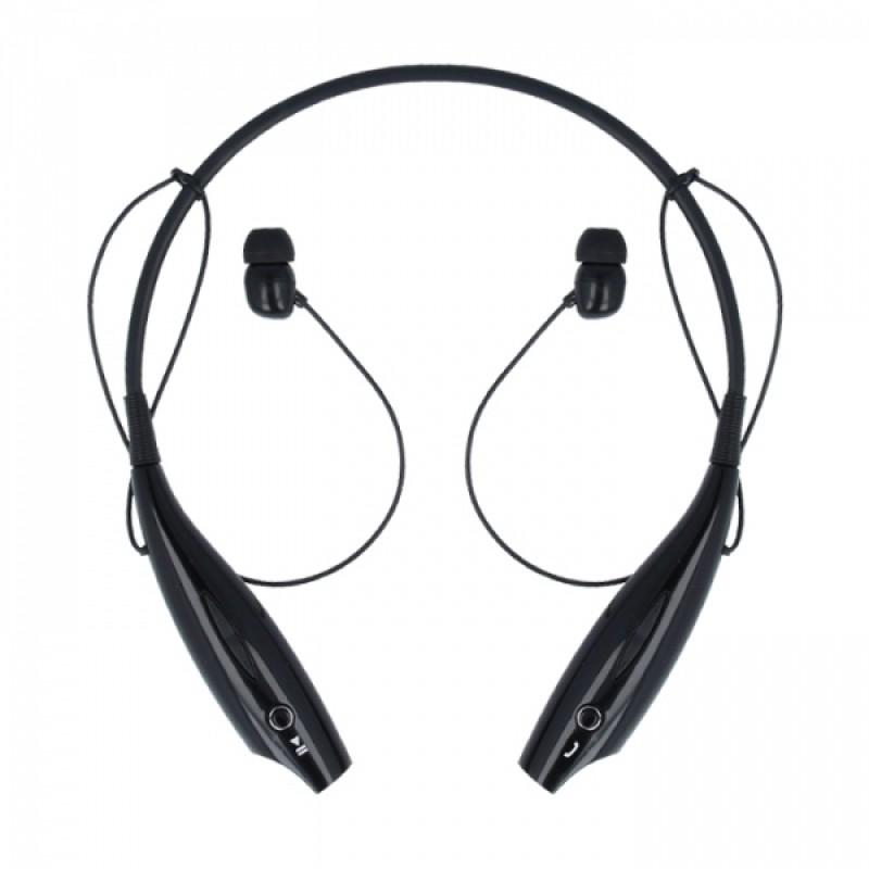 Setty Music Headset ΜΑΥΡΟ