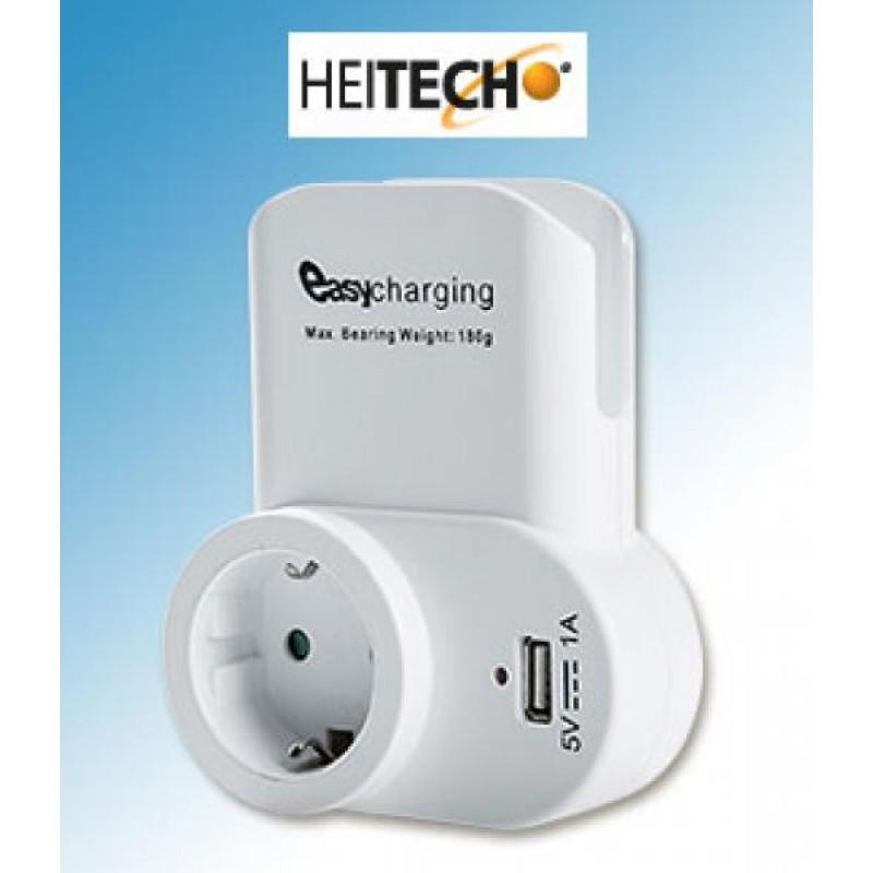Heitech Adapter 5V 1A