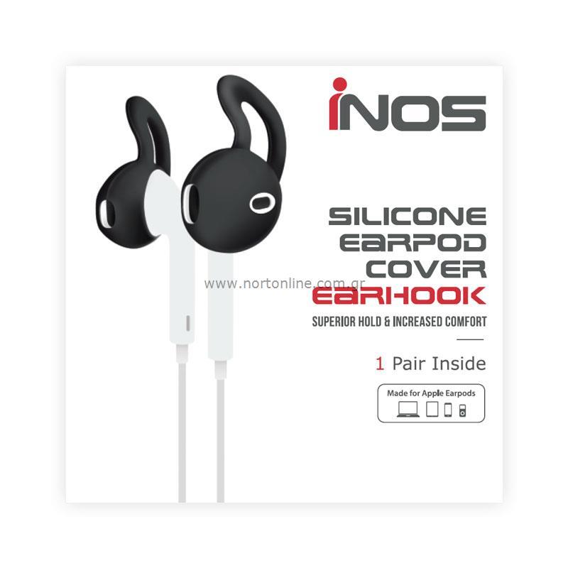 Inos Silicone Cover Smoke ΓΚΡΙ (2 Τ...