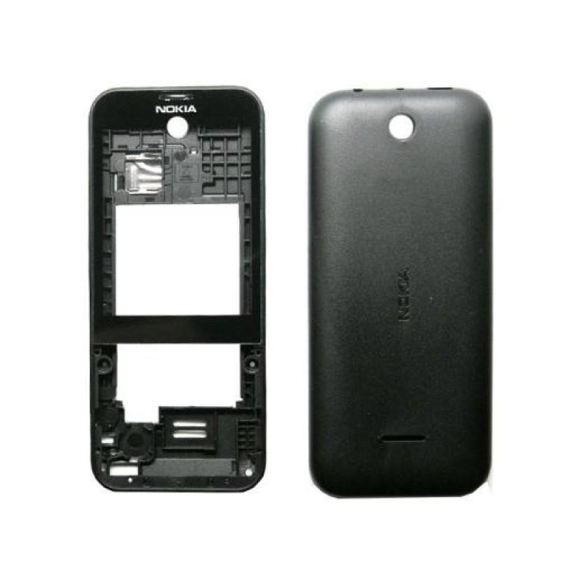 Πρόσοψη Nokia 225 Μαύρο (Χ�...