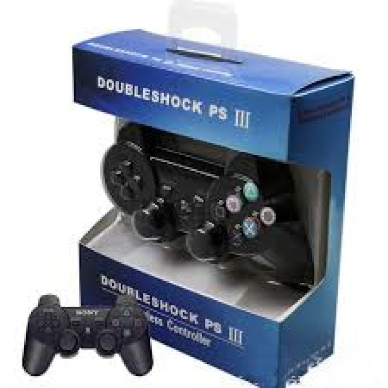 Ps3 Double Shock Controller