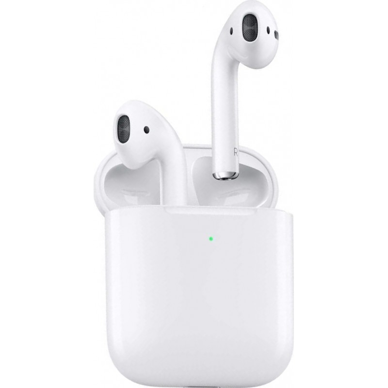 Apple AirPods with Wireless Charging Cas...