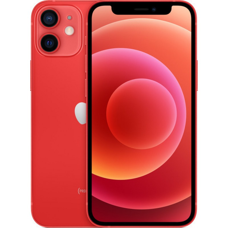Apple iPhone 12 Mini (128GB) Product Red
