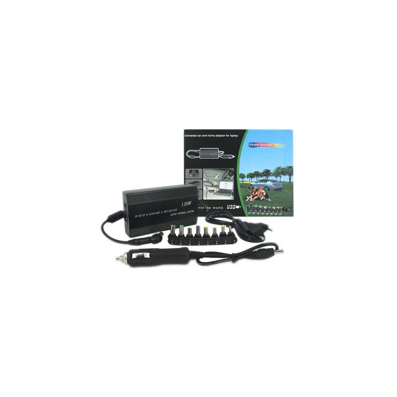 Car and Home Universal Laptop Adaptor