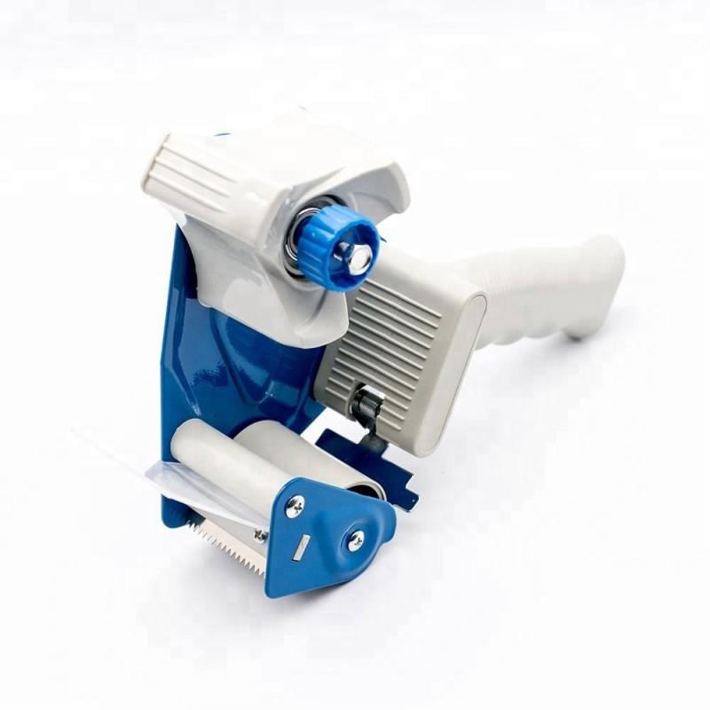 Blue Hand Tape Dispenser Gun For Sealing...