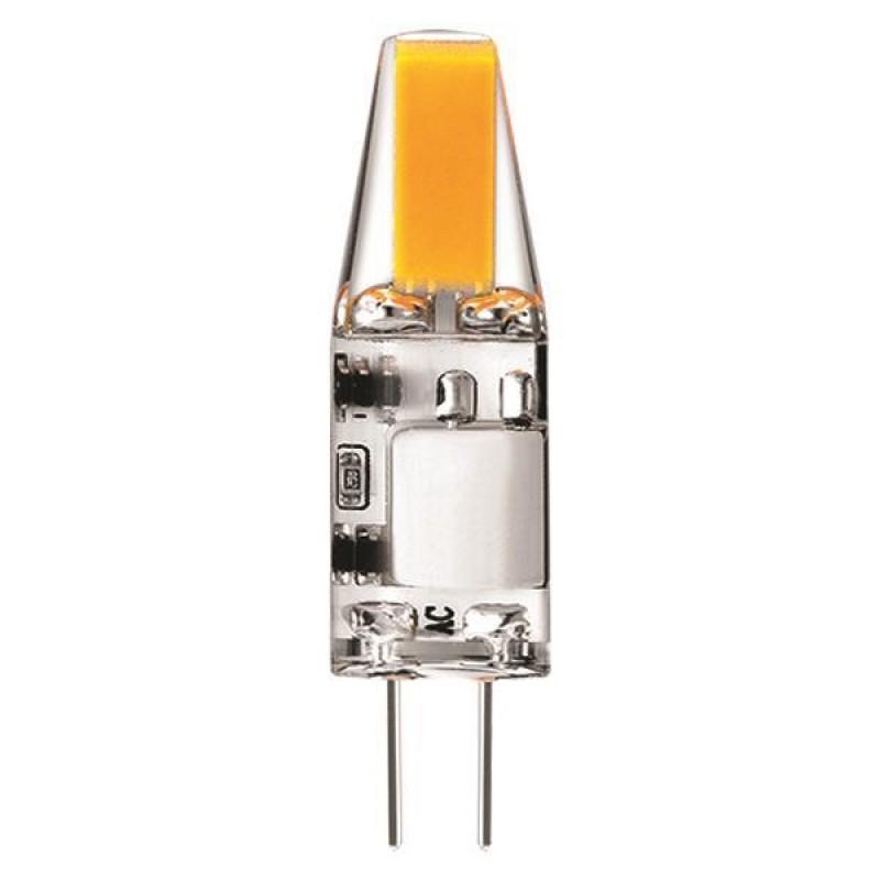 Λάμπα LED COB 2W G4  Σιλικόν...