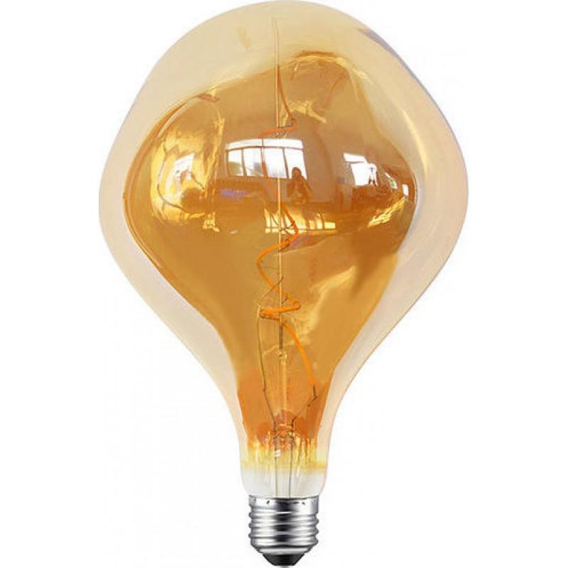 Λάμπα Cog Led Amber 5W E27 2700K Di...