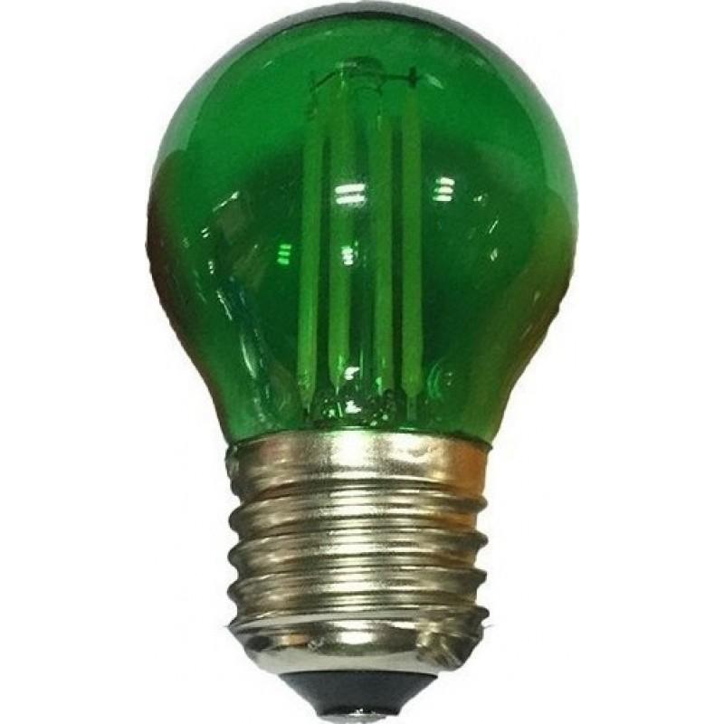Λάμπα Led COG 4W E27 Πράσινο