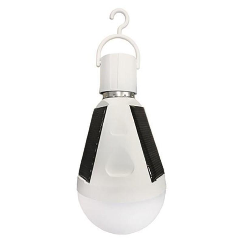 LED Λάμπα 7W E27 Με Ηλιακά ...