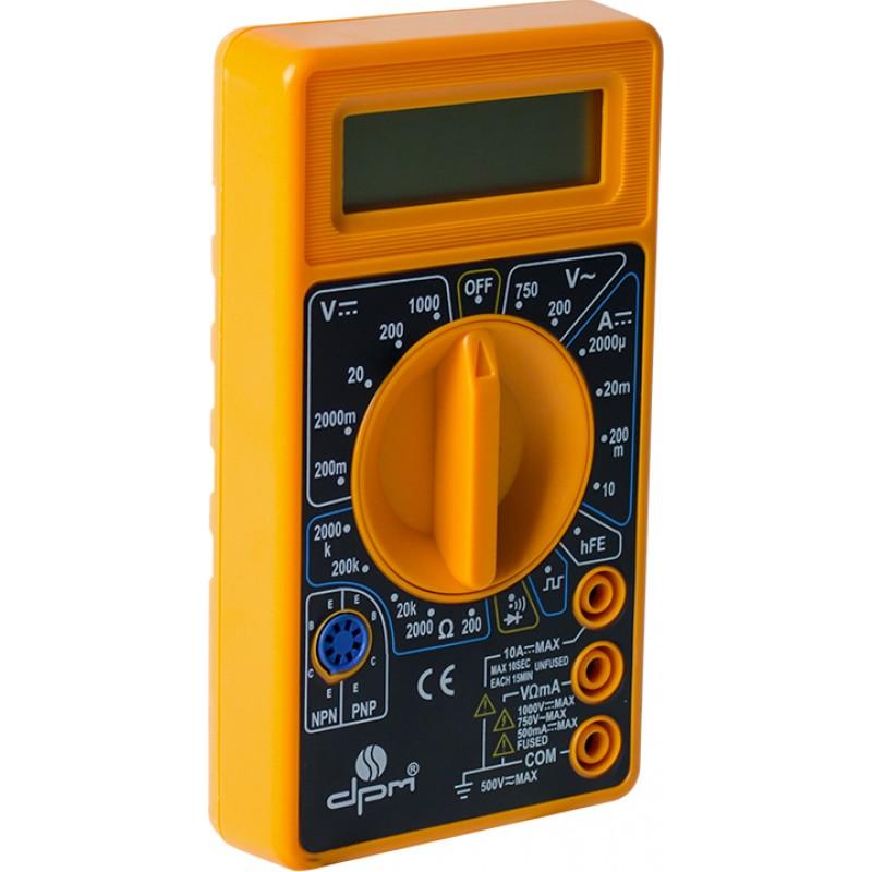 Ψηφιακό Πολύμετρο με �...