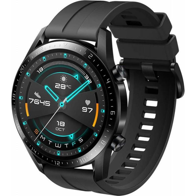 Huawei Watch GT 2 46mm Sport (Matte Blac...