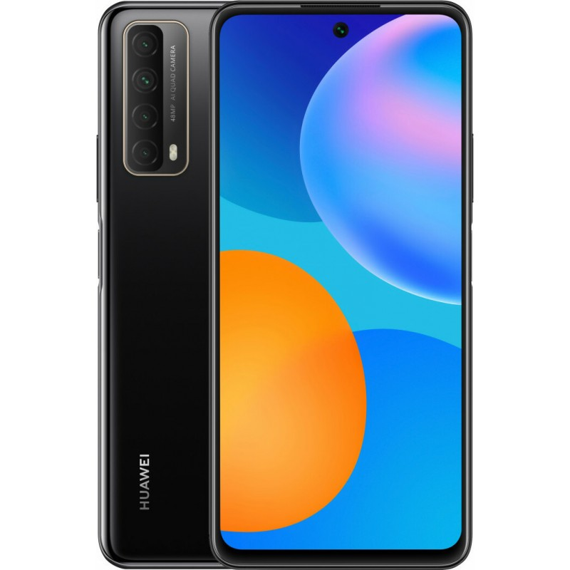 Huawei P Smart 2021 (128GB) Midnight Bla...