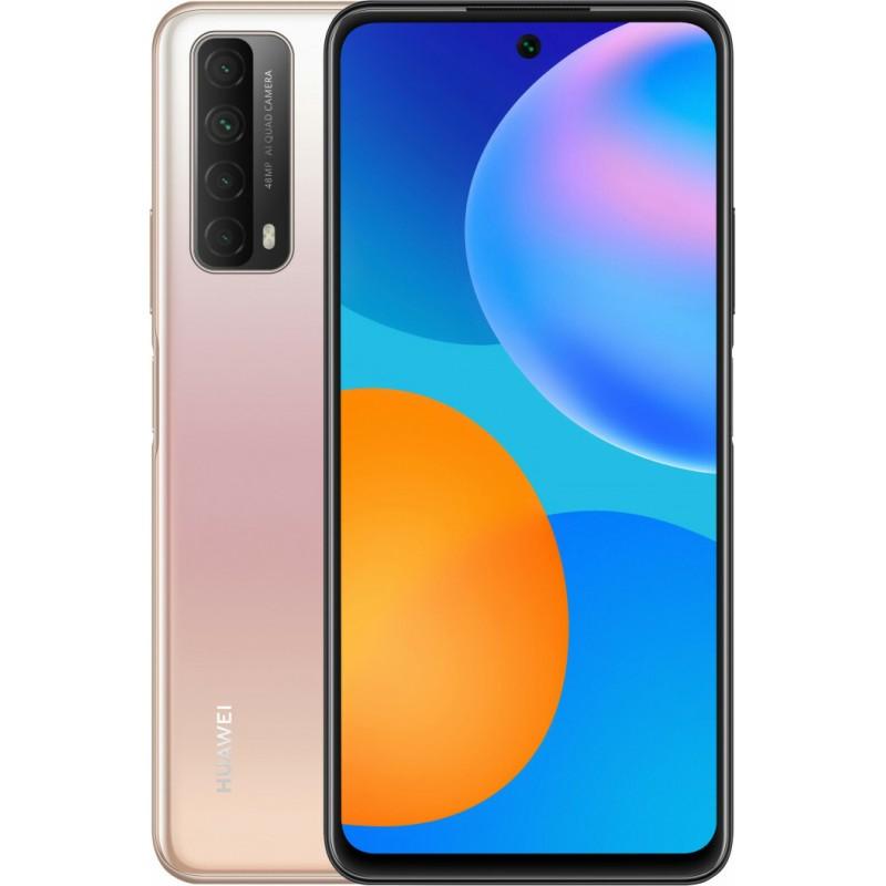 Huawei P Smart 2021 (128GB) Blush Gold