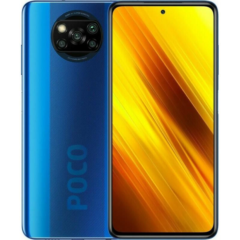 Xiaomi Poco X3 NFC (64GB) Cobalt Blue